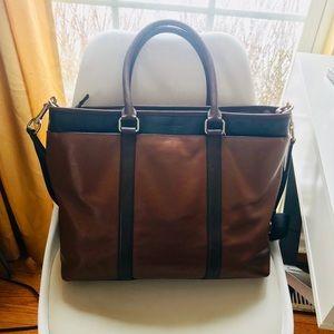 Coach Briefcase Work Bag Tote